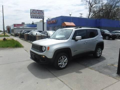2016 Jeep Renegade for sale at City Motors Auto Sale LLC in Redford MI