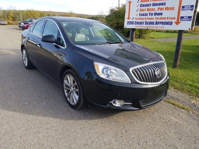 2013 Buick Verano for sale at Sensible Sales & Leasing in Fredonia NY