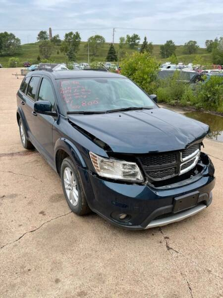 2015 Dodge Journey for sale at Barney's Used Cars in Sioux Falls SD