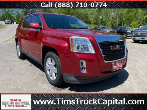 2013 GMC Terrain for sale at TTC AUTO OUTLET/TIM'S TRUCK CAPITAL & AUTO SALES INC ANNEX in Epsom NH