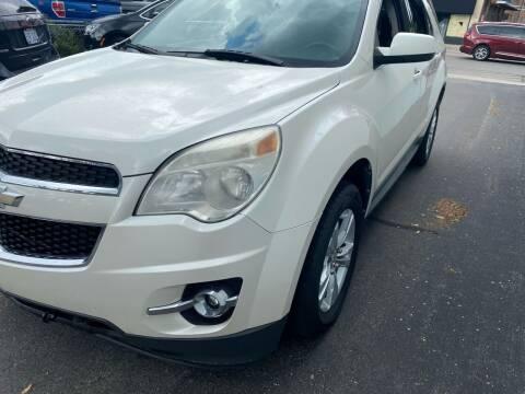 2012 Chevrolet Equinox for sale at H C Motors in Royal Oak MI