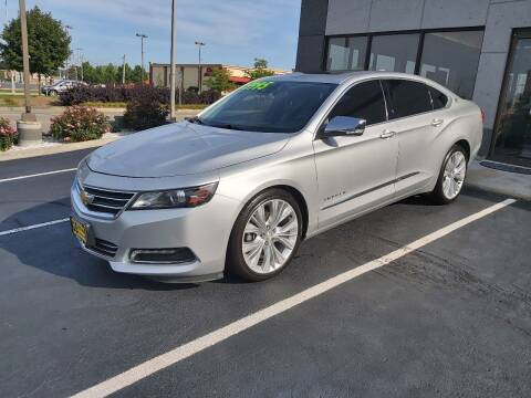 2017 Chevrolet Impala for sale at GS AUTO SALES INC in Milwaukee WI
