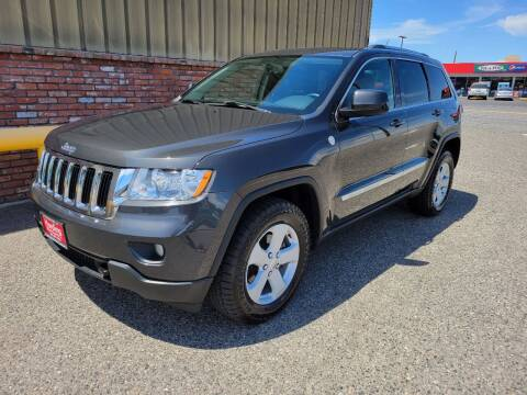 2011 Jeep Grand Cherokee for sale at Harding Motor Company in Kennewick WA