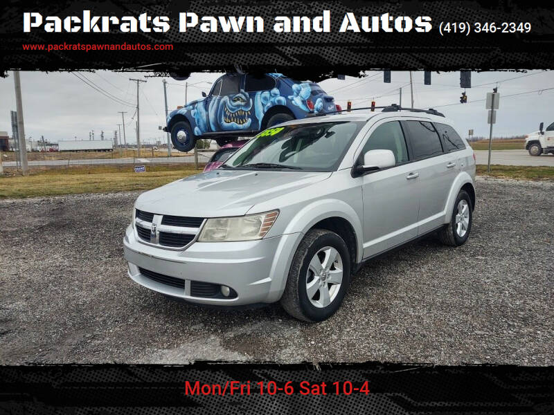 2010 Dodge Journey for sale at Packrats Pawn and Autos in Defiance OH