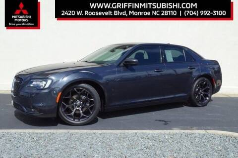 2019 Chrysler 300 for sale at Griffin Mitsubishi in Monroe NC