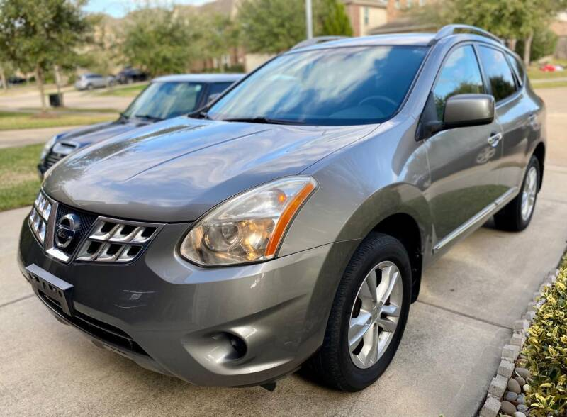 2012 Nissan Rogue for sale at Demetry Automotive in Houston TX
