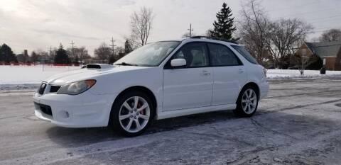 2006 Subaru Impreza for sale at SPECIALTY VEHICLE SALES INC in Skokie IL