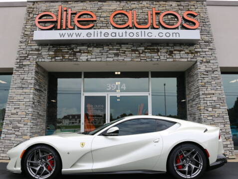 2018 Ferrari 812 Superfast for sale at Elite Autos LLC in Jonesboro AR