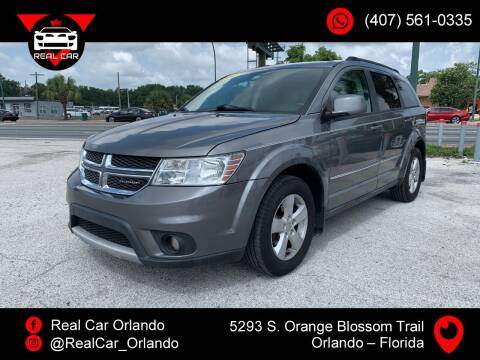2012 Dodge Journey for sale at Real Car Sales in Orlando FL