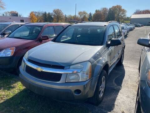 2006 Chevrolet Equinox for sale at Lakeshore Auto Wholesalers in Amherst OH