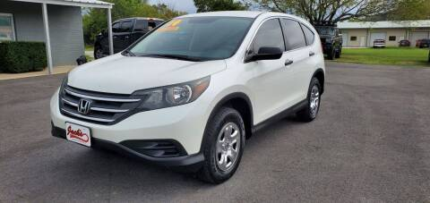 2014 Honda CR-V for sale at Jacks Auto Sales in Mountain Home AR