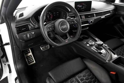 2019 Audi RS 5 Sportback for sale at CU Carfinders in Norcross GA