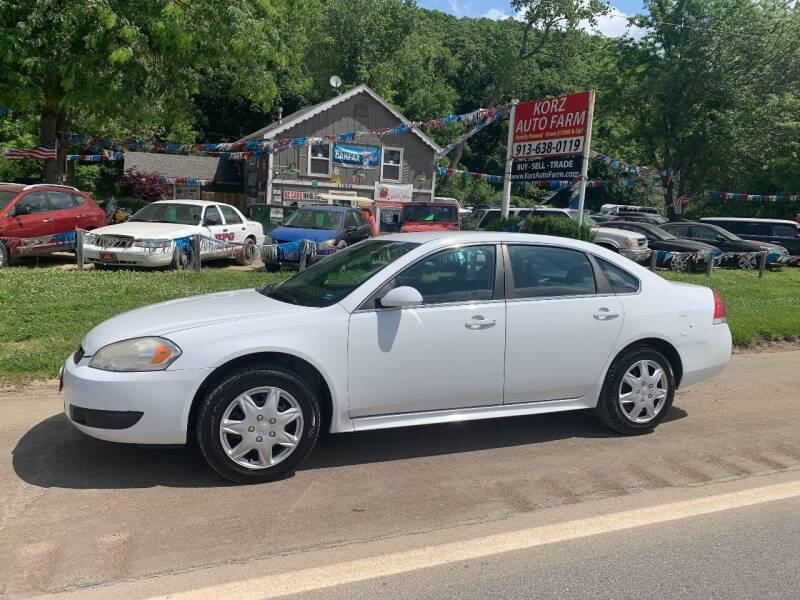 2013 Chevrolet Impala for sale at Korz Auto Farm in Kansas City KS