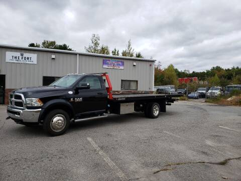 2014 RAM Ram Chassis 5500 for sale at GRS Auto Sales and GRS Recovery in Hampstead NH
