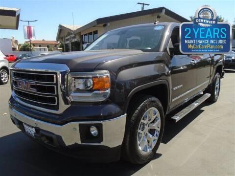 2014 GMC Sierra 1500 for sale at Centre City Motors in Escondido CA