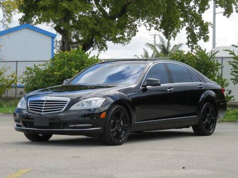 2013 Mercedes-Benz S-Class for sale at DK Auto Sales in Hollywood FL