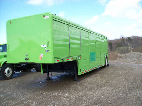 2003 MICKEY Trailer for sale at Summit Auto Inc in Waterford PA