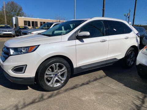 2016 Ford Edge for sale at Bobby Lafleur Auto Sales in Lake Charles LA