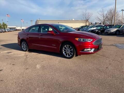 2017 Ford Fusion Energi for sale at LASCO FORD in Fenton MI