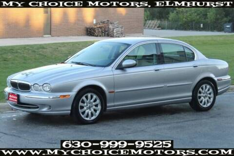 2002 Jaguar X-Type for sale at My Choice Motors Elmhurst in Elmhurst IL