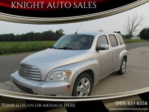 2011 Chevrolet HHR for sale at KNIGHT AUTO SALES in Stanton MI