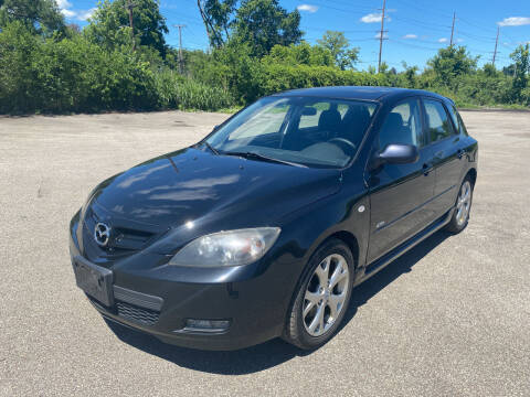 2009 Mazda MAZDA3 for sale at Mr. Auto in Hamilton OH