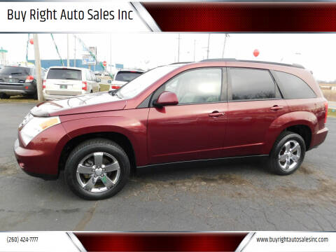 2007 Suzuki XL7 for sale at Buy Right Auto Sales Inc in Fort Wayne IN