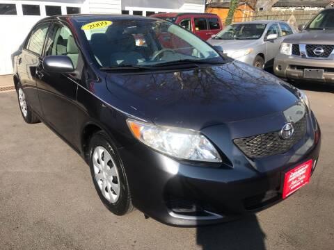 2009 Toyota Corolla for sale at Alexander Antkowiak Auto Sales in Hatboro PA