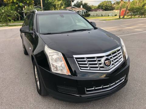 2016 Cadillac SRX for sale at Consumer Auto Credit in Tampa FL
