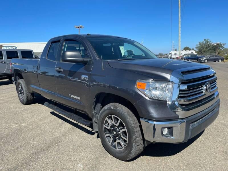 2017 Toyota Tundra for sale at Deruelle's Auto Sales in Shingle Springs CA