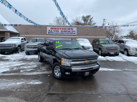2013 Chevrolet Silverado 1500 for sale at Brothers Auto Group in Youngstown OH