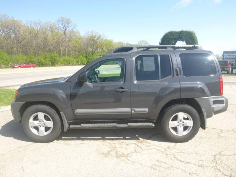 2006 Nissan Xterra for sale at NEW RIDE INC in Evanston IL