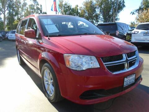 2013 Dodge Grand Caravan for sale at Centre City Motors in Escondido CA