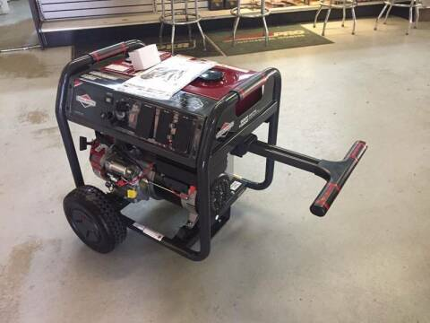 2021 Briggs and Stratton Portable Elite Generator for sale at JFS POWER EQUIPMENT in Sims NC