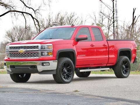 2015 Chevrolet Silverado 1500 for sale at Tonys Pre Owned Auto Sales in Kokomo IN