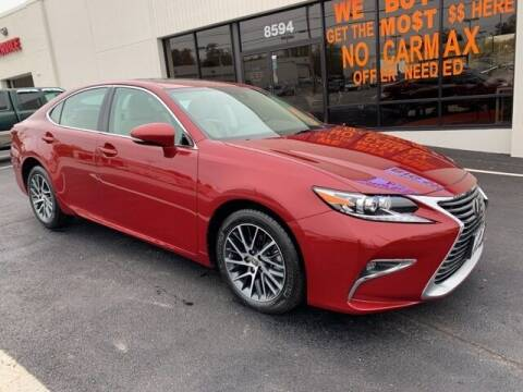 2017 Lexus ES 350 for sale at Hi-Lo Auto Sales in Frederick MD