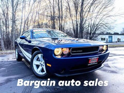 2012 Dodge Challenger for sale at Bargain Auto Sales LLC in Garden City ID