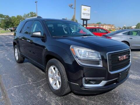2013 GMC Acadia for sale at Dunn Chevrolet in Oregon OH