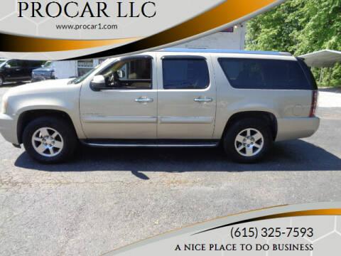 2007 GMC Yukon XL for sale at PROCAR LLC in Portland TN