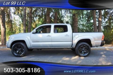 2008 Toyota Tacoma for sale at LOT 99 LLC in Milwaukie OR