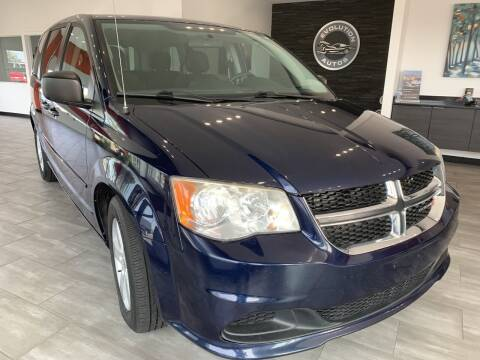 2013 Dodge Grand Caravan for sale at Evolution Autos in Whiteland IN