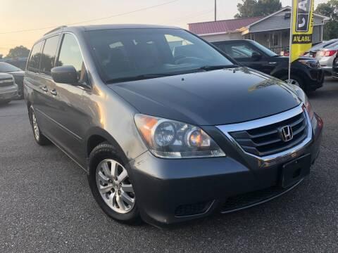 2010 Honda Odyssey for sale at RPM AUTO LAND in Anniston AL