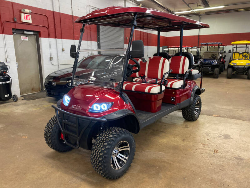 2021 Icon I60L Golf Cart for sale at Columbus Powersports - Golf Carts in Columbus OH