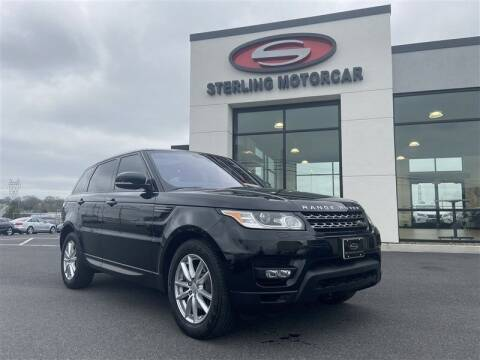 2016 Land Rover Range Rover Sport for sale at Sterling Motorcar in Ephrata PA