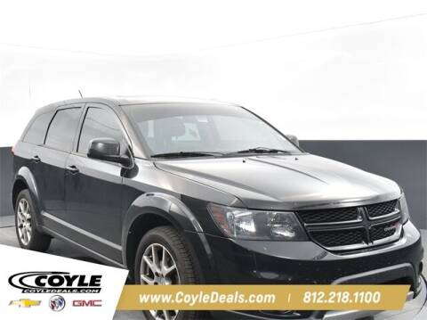 2015 Dodge Journey for sale at COYLE GM - COYLE NISSAN - New Inventory in Clarksville IN