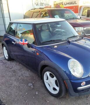 2004 MINI Cooper for sale at Good Guys Auto Sales in Cheyenne WY