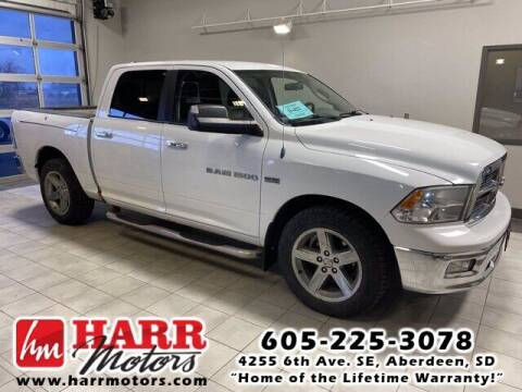 2012 RAM Ram Pickup 1500 for sale at Harr's Redfield Ford in Redfield SD