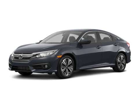 2018 Honda Civic for sale at West Motor Company in Preston ID