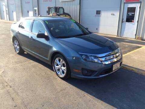 2012 Ford Fusion for sale at TRI-STATE AUTO OUTLET CORP in Hokah MN