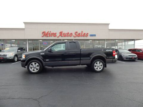 2008 Ford F-150 for sale at Mira Auto Sales in Dayton OH